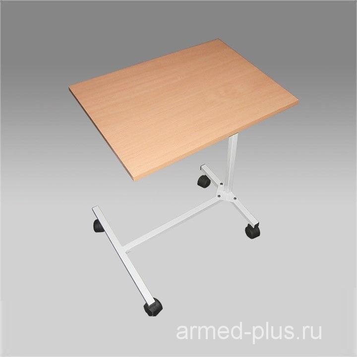 Столик без тумбы СП-01-Р-3МММ  ( с регулир. по высоте столешницей)
