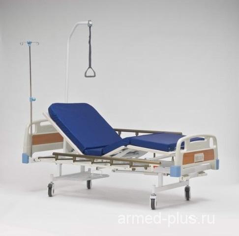 Кровать медицинская механическая Armed RS105-B