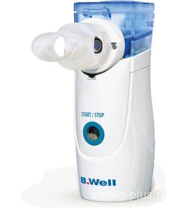 Mesh небулайзер для взрослых B.Well WN-114 adult