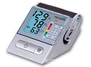 Тонометр автоматический с функцией диагностики аритмии Microlife BP A100