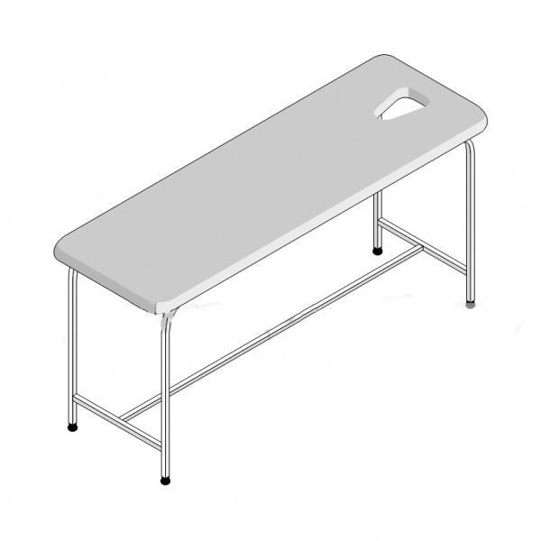 Стол массажный 1-секционный СМ-1/1 (1950х800х750)