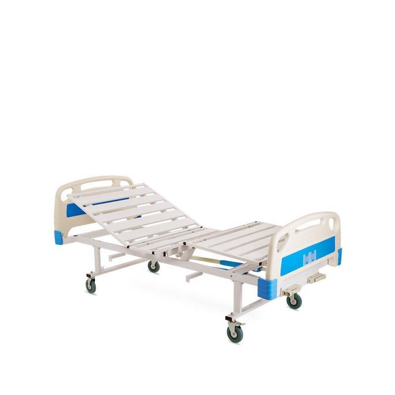 Кровать медицинская функциональная механическая РС105-А