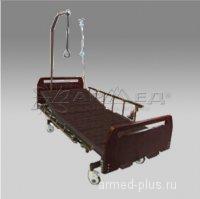 Кровать функциональная механическая  ARMED с принадлежностями RS105С