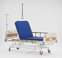 Кровать медицинская механическая Armed RS106-В с принадлежностями