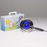 Рефлектор синяя лампа (ясное солнышко)