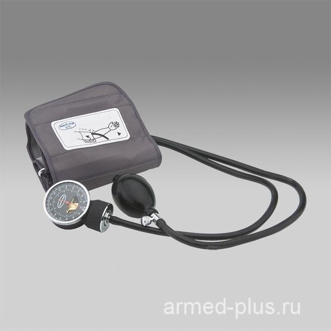 Тонометр механический медицинский 3.02.008 (black head)