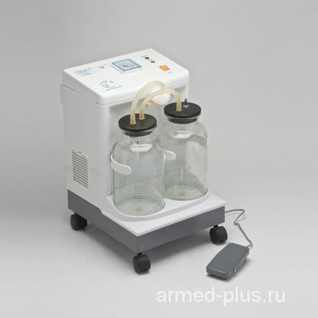 Отсасыватель хирургический электрический 7А-23D