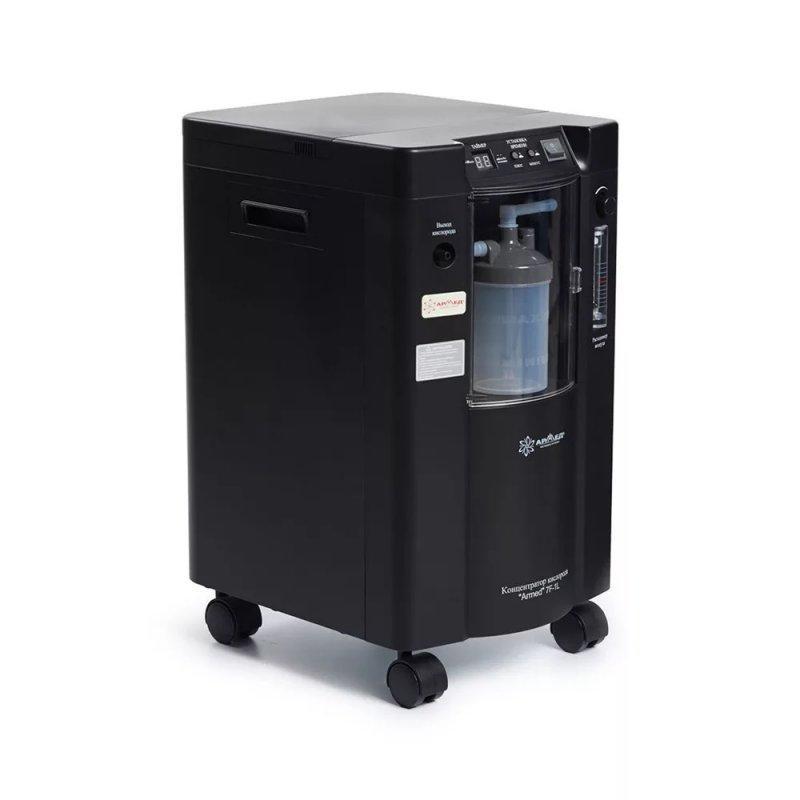 Концентратор кислорода: 7F-1L (цвет черный)