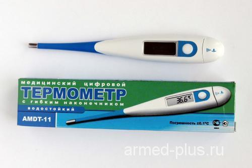 Термометр медицинский цифровой AMDT-11