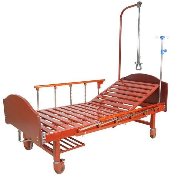 Кровать механическая Med-Mos E-17B ЛДСП (1 функция)