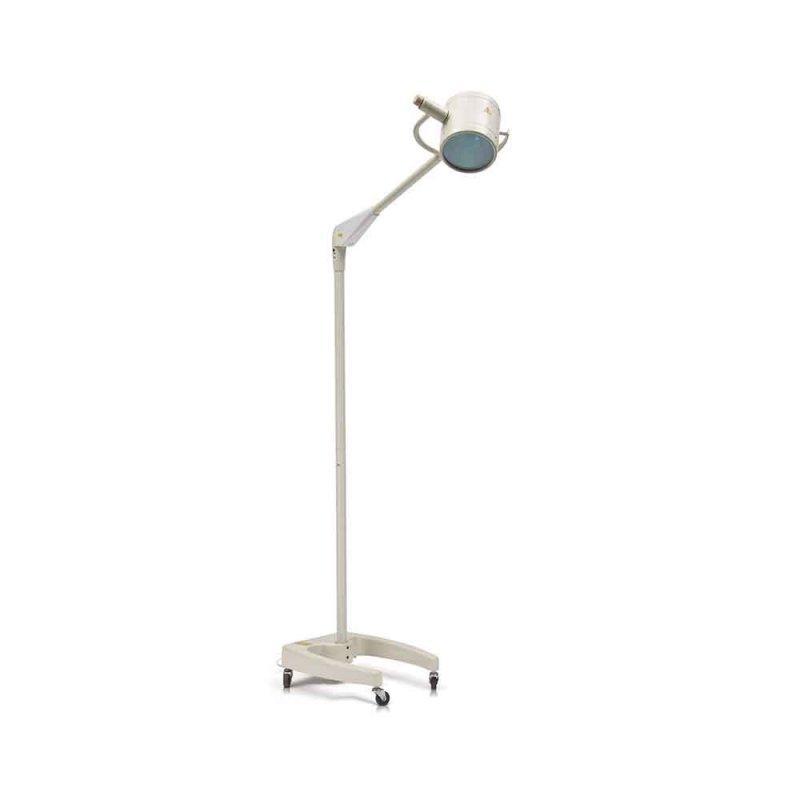 Светильник диагностический хирургический передвижной SD 200 (1 лампа, 40000лк)