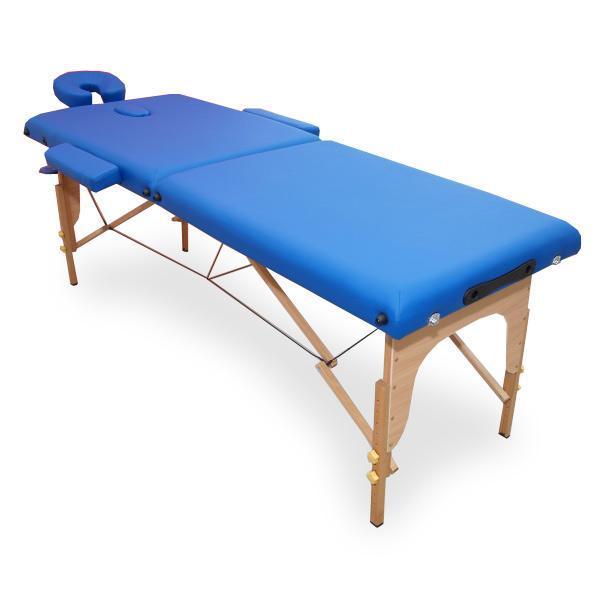 T-WT002C Массажный стол 2-секционный переноcной