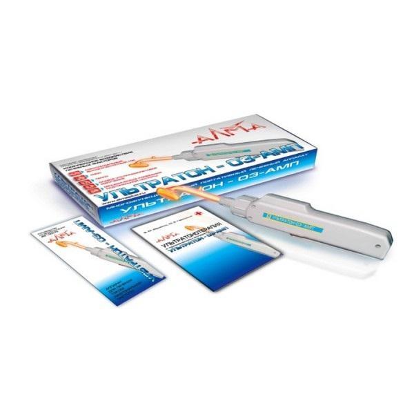 Ультратон-03-АМП прибор ультратонотерапии с грибовидным электродом