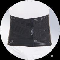 Корсет пояснично- крестцовый ORTO КПК 100 черный