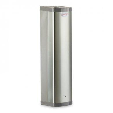 Рециркулятор ЭКОКВАРЦ 15М цвет серебро