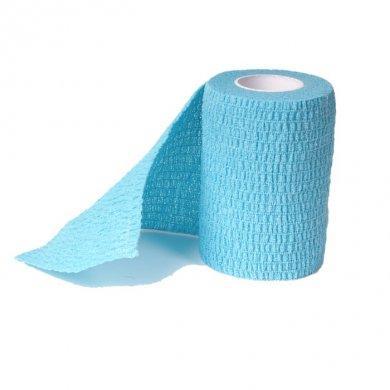 Бинт-лента когезивная голубая Ergodynamic 4004 (7,5 см*4,5 м) №16