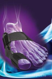 Функциональный ортез для 1-го пальца стопы 46М