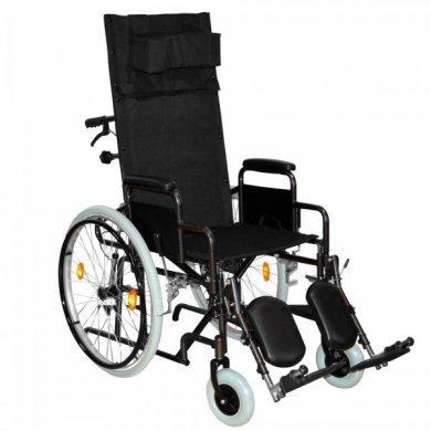 Кресло-коляска инвалидная механическая с высокой спинкой 514 А