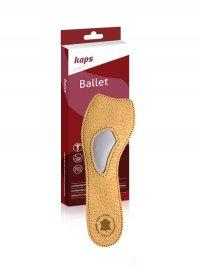 Ортопедические стельки Braus Ballet