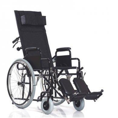 Инвалидное кресло-коляска Ortonica Base 155 (43 см)