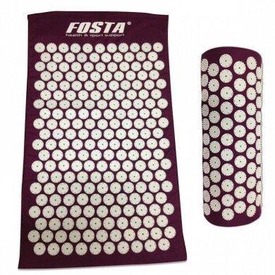 F0107 Аппликатор (Аккупунктурный коврик + валик)