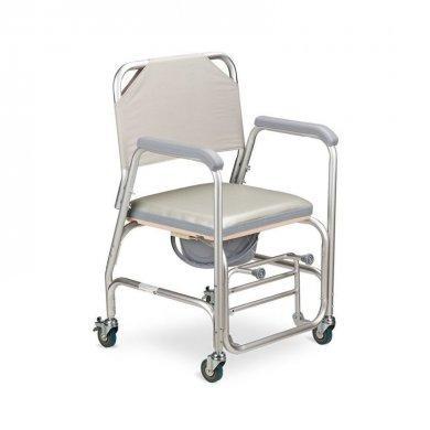 Кресло-коляска с санитарным оснащением FS699L