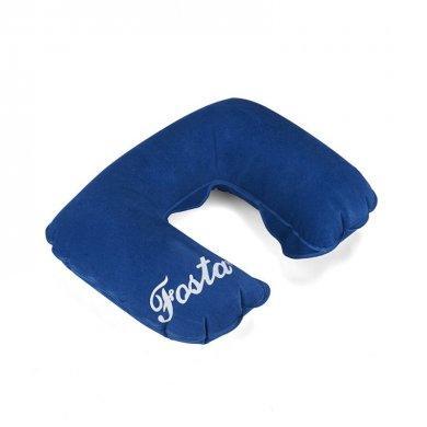 F8051 Подушка надувная с вырезом под голову (38*24.5)