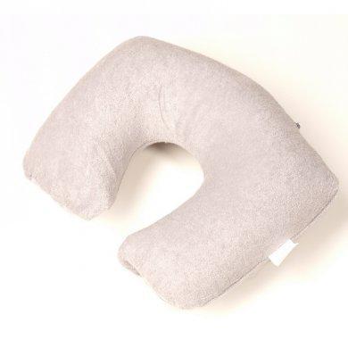Подушка надувная с вырезом под голову (44*27см) Fosta F 8053