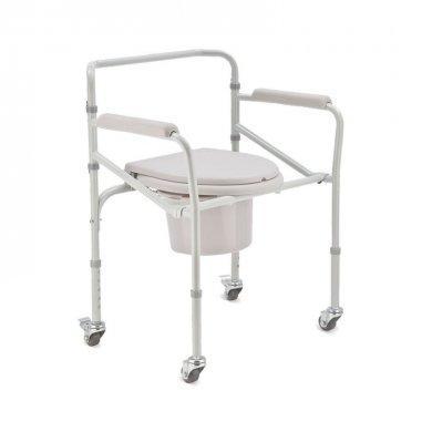 Кресло-туалет широкое H005B универсальное