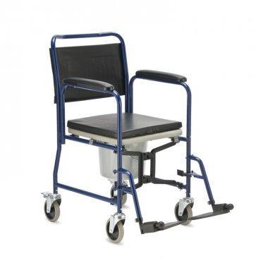 Кресло-коляска с санитарным оснащением Armed H 009B