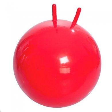 L 2350b Гимнастический мяч 50см (в коробке с насосом) красный
