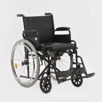 Кресло-коляска с санитарным оснащением активного типа Армед Н 011А