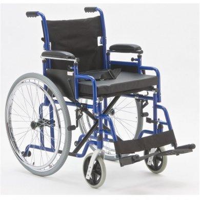 Кресло-коляска для инвалидов Н 040 (16, 17, 18, 19, 20 дюймов)