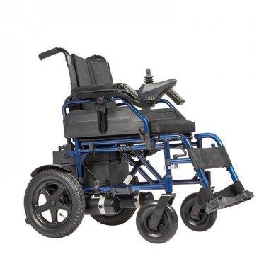 Кресло-коляска с электроприводом прогулочная ORTONIKA Pulse 120PP