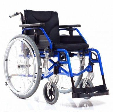 Кресло-коляска с ручным приводом с откидной спинкой прогулочная ORTONIKA ТREND 10