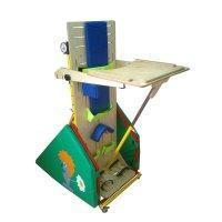 Опора для стояния  - вертикализатор с матами 212.2