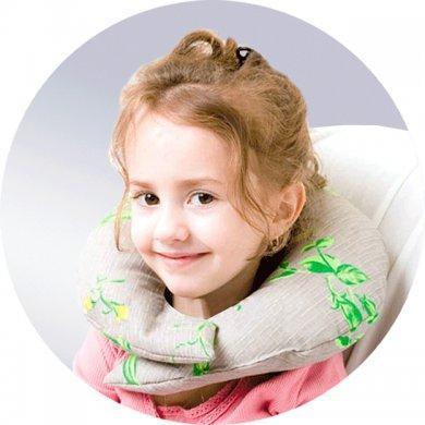 Подушка для путешествий детская ППД031