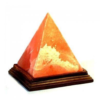 "Солевая лампа ""Пирамида"" 2-2,5 кг Wonder Life"