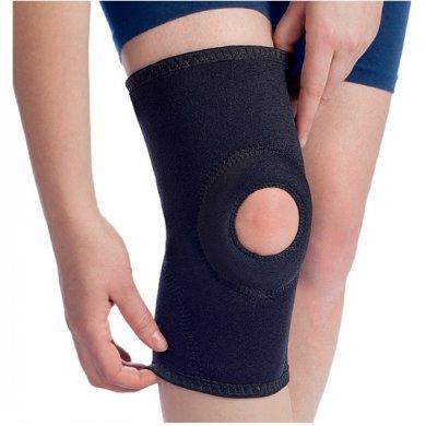 Бандаж на колено неразъемный из неопрена Польза 0804