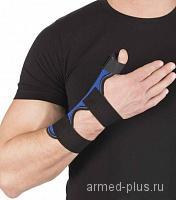 Бандаж на лучезапястный сустав с фиксацией первого пальца Т-8312