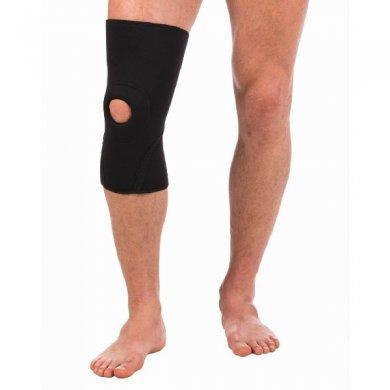 Бандаж на коленный сустав из неопрена с кольцом Т-8507