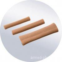 Трубочка силиконовая с тканевым покрытием 170