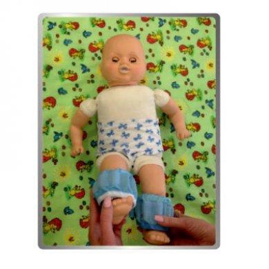 Утяжелители для ног и рук детские У-1