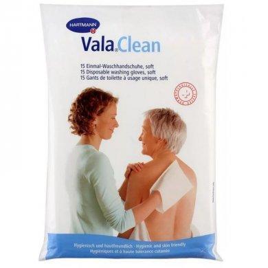 Рукавицы ValaClean soft одноразовые 15 шт.