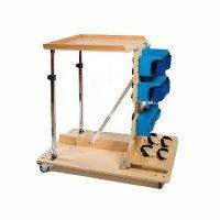 Опора-вертикализатор столик для детей с ДЦП Кенгуру HMP-WP006