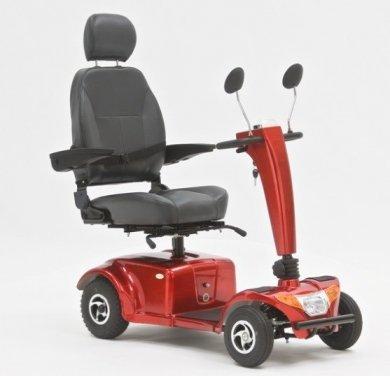 Кресло-коляска инвалидная электрическая  FS141 (скутер)
