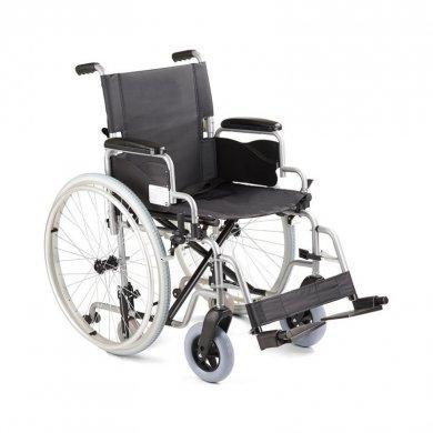 Кресло-коляска инвалидная облегченная H 001 (17,18)
