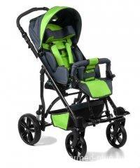 Кресло-коляска для детей Junior plus (литые) (пневмо)