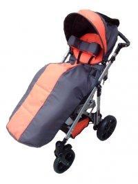 Кресло-коляска для детей Junior (Пневмо)(Литые)